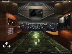 Virtual 3D Shopping Apps - The Zegna inSTORE Allows Luxury Browsing From Your iPad #zegna #shop #trending http://www.youtube.com/watch?v=jH1Mlh3nHsI