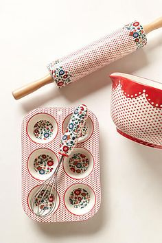 Camp Home Filomena Baking Collection #anthrofave #anthroregistry