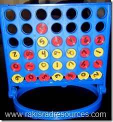 Educational Connect 4 Games