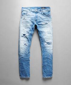 173f5735 Denim Jeans Men, Jeans Pants, Ripped Shirts, Denim Ideas, Jack Jones,