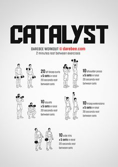 Inspirational Fitness, Gym Crossfit and Yoga apparel by ONE Apparel Easy Workouts, At Home Workouts, Workout Exercises, Workout Tips, Cardio Challenge, Post Workout Food, Workout Plans, Darebee, Workout Plan For Beginners