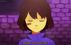 If Undertale was an anime...