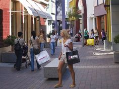 outlet-shopping i Europa