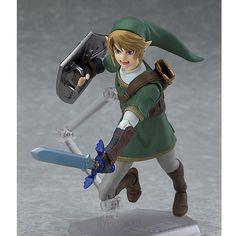 The Legend of Zelda Twilight Princess figma : Link [Twilight Princess ver.]