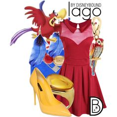 Iago by leslieakay on Polyvore featuring Boohoo, Dolce&Gabbana, Baccarat, Lauren Ralph Lauren and Juicy Couture