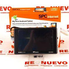 #Reproductor MP5 #Android #SPC INTERNET E270627 de segunda mano | Tienda online de segunda mano en Barcelona Re-Nuevo #segundamano