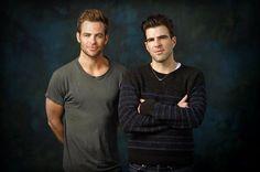 'Star Wars': Chris Pine, Zachary Quinto on J.J. Abrams' 'Trek' future