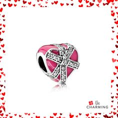 It's Valentine's Day! Celebrate and share the gift of love with the perfect charm gift. She can be your lover, sister, mother, friend, daughter or wife, and we know this charm will perfect! #pandora #giftidea #pandoralove #valentines #valentinesgift #giftideas #jewelry #charm #ValentinesDayGiftGuide #BeCharming