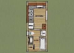 """Small Scale Homes: """"Essential Systems Pod"""" (ESP) Could Transform Other Buildings Into Homes"""