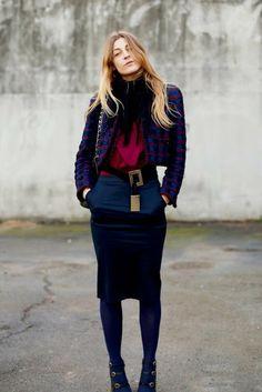 Style inspiration:  Ada Kokosar