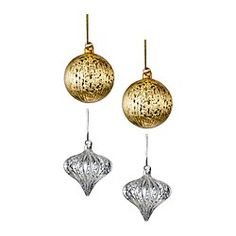 Holiday decoration - Tree decoration - IKEA $10 for 2