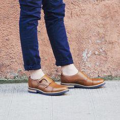 Encuentra los MonkStrap Miel en nuestra tienda en línea: http://ift.tt/1WsAuRy