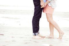 Beach Engagement Shoot #engagement