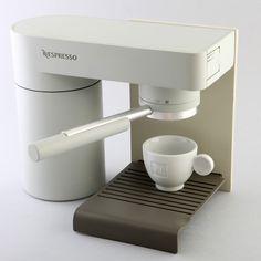 Nespresso Coffee Machine designed by Eyal Carmi Tools & Home Improvement - Coffee, Tea & Espresso Appliances - http://amzn.to/2lyIEN6