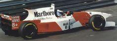 McLaren MP 4/10