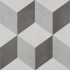 Feature Floors Illusion Grey 33.1 x 33.1cm Tiles and Bathrooms online