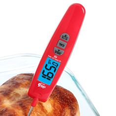 I entered to win the Eat Smart Precision Food Thermometer Giveaway from…