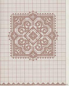 Schemi a punto croce gratuiti per tutti: Grande raccolta di schemi a punto Assisi