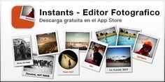 Me gusta la aplicación fotográfica Instants de Soreha, descarga gratuita : https://itunes.apple.com/es/app/instants-photo-edition/id947399666?mt=8
