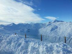 Livigno Italy-winter silence