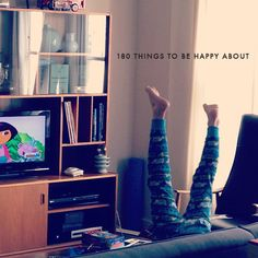 180 Things to Be Happy About | Mighty Girl