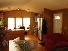 Modern Mobile Home Remodeling Idea