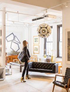 A Manhattan Designer Curates a Room of Her Own