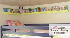 7 Best Top Bunk Shelf Storage Ideas Images Child Room Bunk Beds
