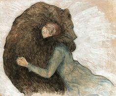 ~Natalie Rukavishnikova tarafından eşsiz çizimler. http://www.mozzarte.com/sanat/natalie-rukavishnikova-tarafindan-essiz-cizimler/ …