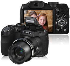 $139.99 Fuji FinePix Digital Camera With 14MP Resolution, 18x Optical Zoom, Viewfinder & Dual Image Stabilization #BensSkinSweep