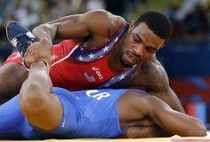 Jordan Burroughs - Gold Medal Winner 2012 Olympics Freestyle 74kg
