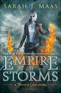 Empire of Storms on sale TODAY! NEWSLETTER
