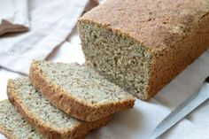 Paleo brood - Noten en eivrij