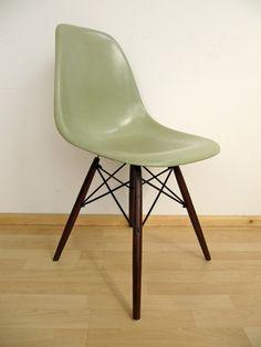 #Eames Fiberglas Chair