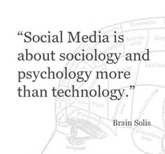 """#SocialMediaMarketing may not be what they call a """"hard science"""" like chemistry or biology, but it is a #science nonetheless!"""