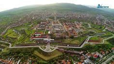 Alba Carolina Fortress - Alba Iulia, Romania