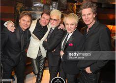 The band celebrated designer Antony Price tonight in London! http://duran.io/18mOy9r
