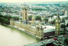 Chapter 6- Architecture. Palace of Westminster in London designed by Augustus Pugin.