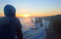 Great Ocean Road Australia Unbelievable views watching the sunset behind the 12 Apostles... #australia #12apostles #greatoceanroad #travel #travelling #sunset #downunder #nature #beach #backpacking #travelgram #oz #instatravel #wanderlust #instapic #backpack #inspiration #instatravel #travelfreedom #mytravelgram #traveller #seetheworld #wonderlust #dream #bucketlist #victoria #sea #ausfeels #inspire #picoftheday by jordanprince_ http://ift.tt/1ijk11S