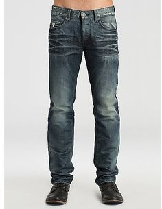GUESS - Lincoln Jean - Surface Wash