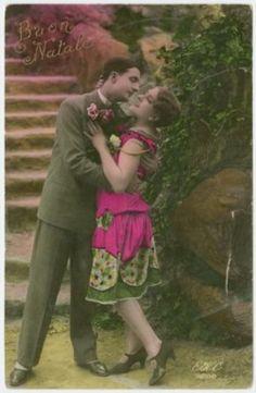vintagemarlene: vintage postcard