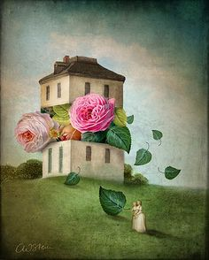 Catrin Welz-Stein: House of Flowers
