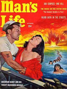 Man`s Life magazine