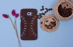 Adorable / Bohemian / Handmade Genuine Leather Phone cases