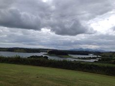 Beautiful Co Down from Delamont Country Park.