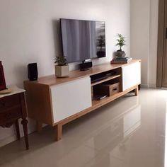 mueble tv diseño escandinavo nordico