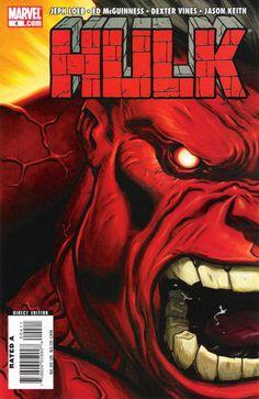 Hulk # 4 by Ed McGuinness & Dexter Vines Red Hulk Marvel, Marvel Comics, Hulk 4, Marvel Comic Universe, Marvel Heroes, Superhero Characters, Comic Book Characters, Comic Books Art, Comic Art