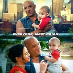 Brian M. Toretto ; Did you like the end of #F8? - Fast & Furious [FanPage] (@rideorddie)