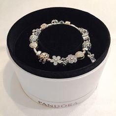 FERVENT LOVE Charms Prague Photo Heart Charm Beads Fit European Charm Bracelet Necklace