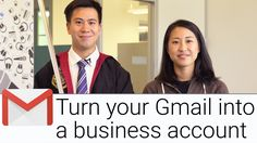 Turn your Gmail into a business account | Gmail | The Apps Show